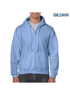 Heavy Blend Zip Hooded