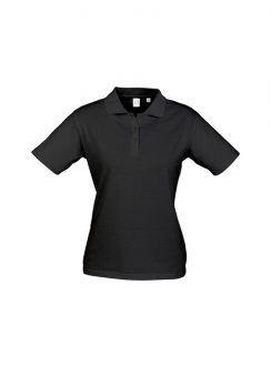 Ladies Ice Polo P112LS Black