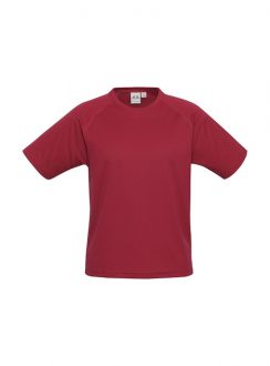 Mens Sprint TShirt T301MS Red