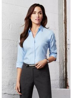 df316988074 Ladies Fifth Avenue 3 4 Sleeve Blouse by Biz Corporates - Online ...