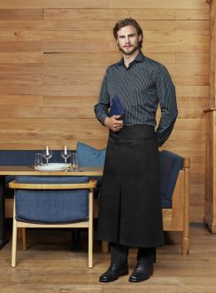 Contential Style Full Length Apron BA93