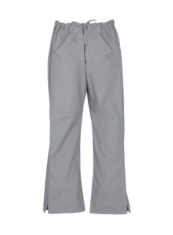 Ladies Classic Scrubs Bootleg Pant H10620 Pewter