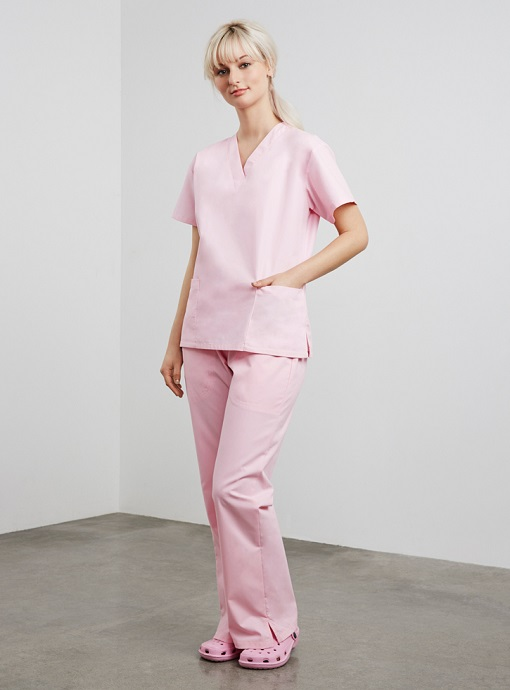 Ladies Classic Scrubs Top H10622