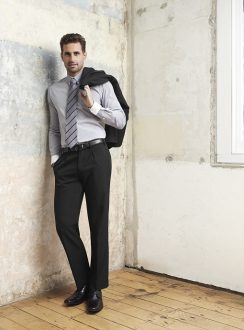 Mens One Pleat Pant 70111R