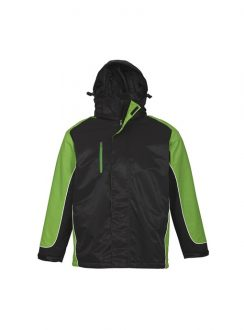 Adults Nitro Jacket J10110 Black Green White