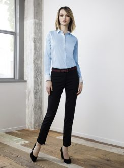 Ladies Fifth Avenue Long Sleeve Shirt 40110