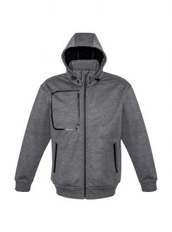 Ladies Oslo Jacket J638L Grey Black