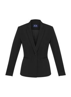 Ladies Bianca Jacket BS732L Black