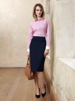 Ladies Relaxed Fit Lined Skirt 20111
