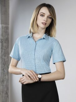 Ladies Newport Short Sleeve Shirt 42512