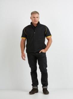 Mens 3K Soft Shell Vest