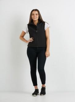 Ladies 3K Soft Shell Vest